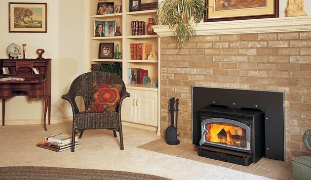 Ironstrike Performer C210 Cressy Door Amp Fireplace