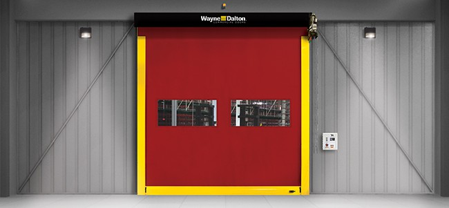 Commercial_OverheadDoor_HighSpeed_Fabric_Rolling_881 home cressy door & fireplace