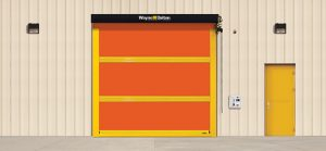 Wayne-Dalton-High-Speed-Model-884-Exterior-Door