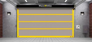 Wayne-Dalton-Model-882-high-speed-interior-rolling-door-