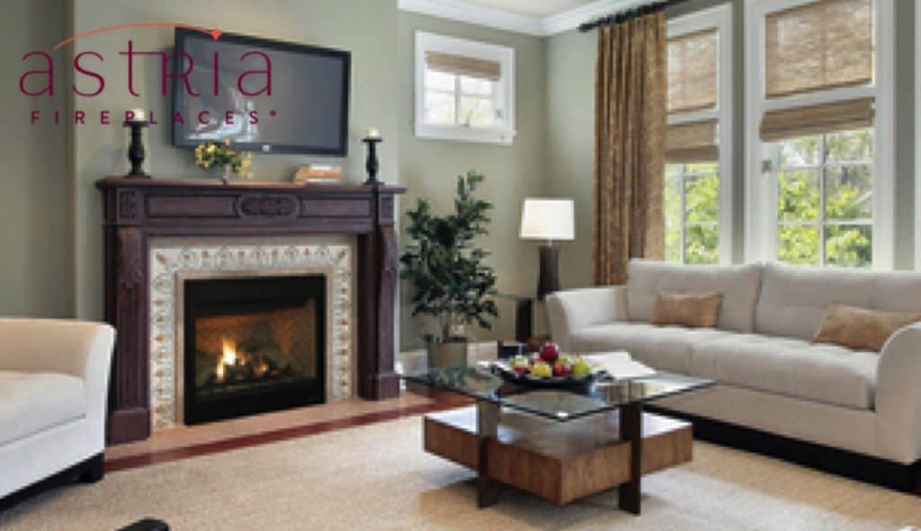 Summertime Projects - Fireplace Installation - Cressy Door & Fireplace