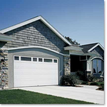 raynor garage doorsRaynor Residential Garage Door Series  Cressy Door  Fireplace