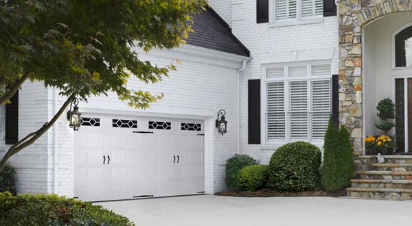 Amarr garage doors carriage house steel durable and for Energy efficient garage doors