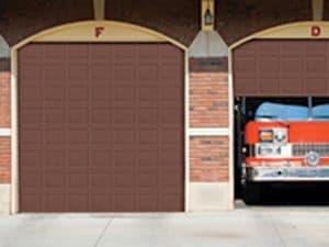 Energy Efficient Steel Sectional Doors