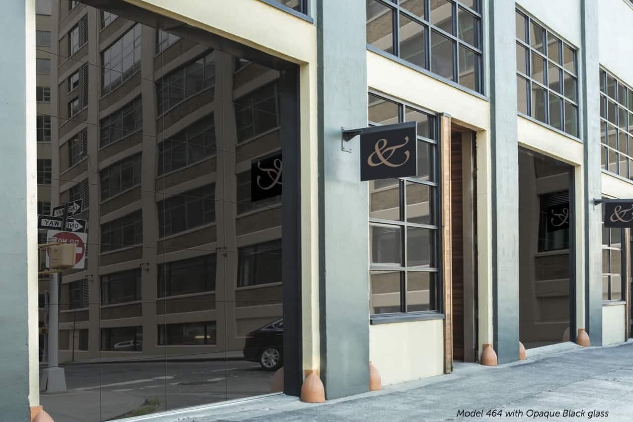 2016 10 commercial storefront glass doors - Brand New Ultra Modern Overhead Doors For Restaurants And Auto Dealerships Cressy Door Fireplace