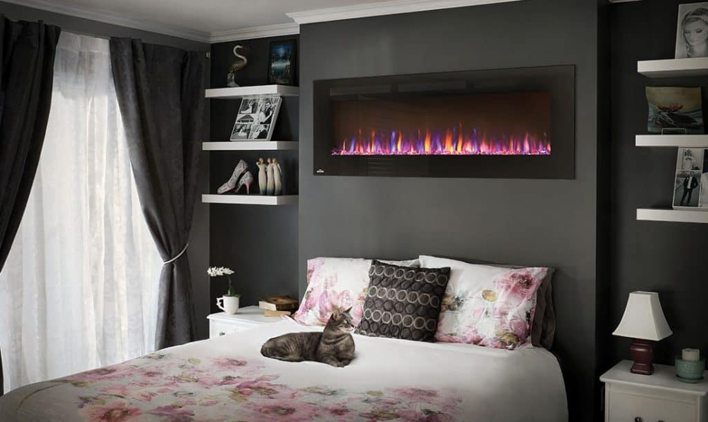 Electric Fireplace Options by Napoleon - Cressy Door ...