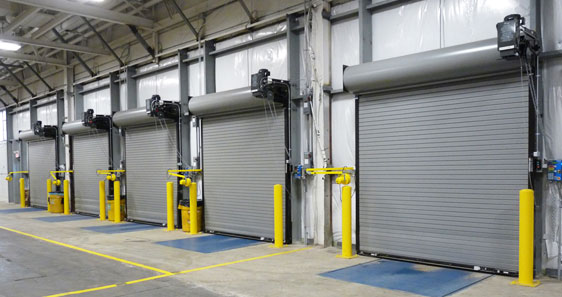 Commercial door maintenance checklist rolling coiling