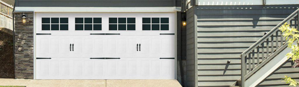 in steel doors clopay idaho door traditional city insulation crop boise of garage big