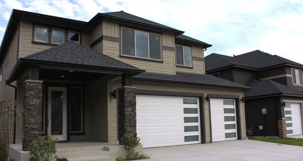 Thermal break design garage door insulation at its best for Therma door garage insulation