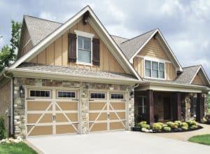 wayne dalton garage doorsAuthentic Carriage House Style Garage Doors by Wayne Dalton