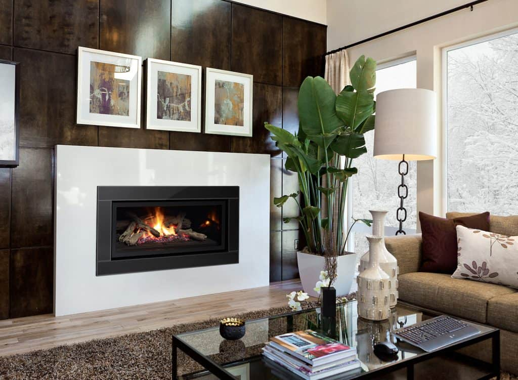 Pleasant Top 3 Reasons To Install A Regency Gas Fireplace Insert Interior Design Ideas Clesiryabchikinfo