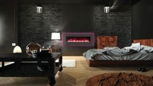 Amanti-Electric-Fireplace-Bedroom
